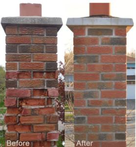 chimney rebuild dublin